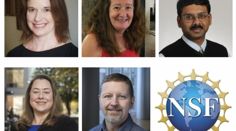 Researchers Receive Funding For Project Supporting STEM Educators